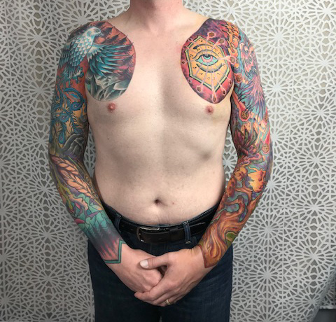 Sleeves by Eric
