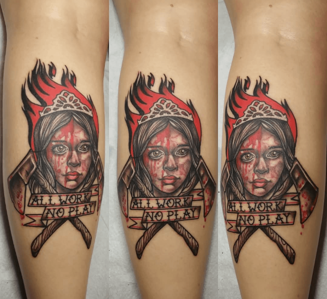 Carrie Tattoo